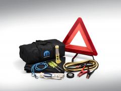 Kit emergenza con logo Mopar per fiat 124 Spider