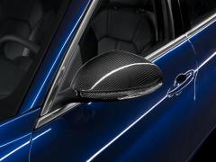 Calotte specchietti in fibra carbonio per Alfa Romeo Giulia