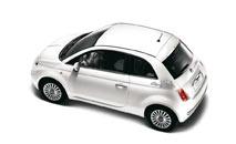 Sticker adesivi Roma città per Fiat 500