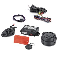 Sistema antifurto allarme volumetrico per Lancia Ypsilon