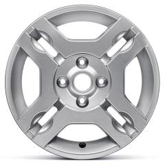 Cerchio in lega 5.5J x 14'' ET35 per Fiat e Fiat Professional