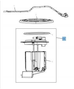 Pompa Iniezione Per Jeep Wrangler