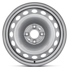 Cerchio in acciaio da 5.5J x 15'' per Fiat Professional Doblo