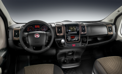 Kit bocchette aria lounge con radio per Fiat Professional Ducato