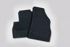 Tappetini in gomma per Fiat Professional Fiorino