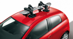 Portasci/snowboard magnetico per tetto per Fiat