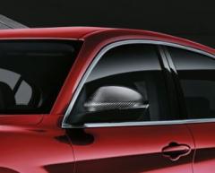Calotte specchietti in fibra di Carbonio per Alfa Romeo Stelvio