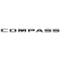 Sigla modello Compass per Jeep Compass/Patriot