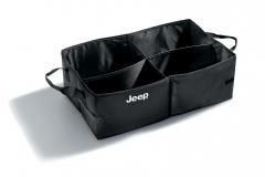 Contenitore portaoggetti per bagagliaio per Jeep