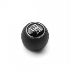 Pomello cambio manuale in pelle per Jeep Renegade