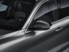 Calotte specchietti in miron opaco per Alfa Romeo Stelvio