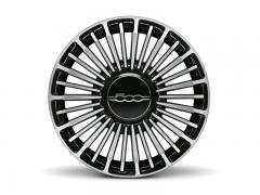 Cerchio da 16'' diamantato