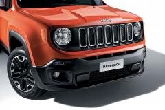 Kit griglia e calotte specchio per Jeep Renegade