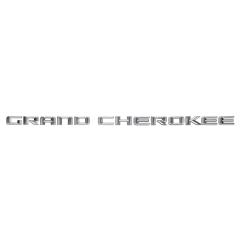 Sigla modello Grand Cherokee portiera anteriore per Jeep Grand Cherokee