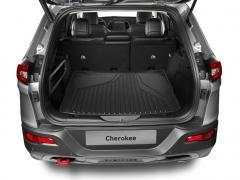 Vasca di protezione per bagagliaio auto per Jeep Cherokee
