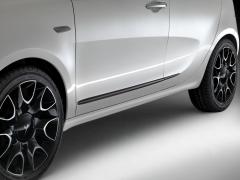 Fasce paracolpi protezioni laterali per Lancia Ypsilon