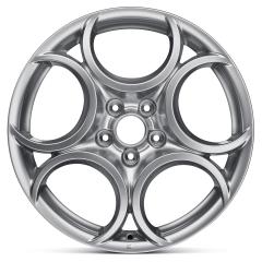Cerchio in lega 7.5J x 18'' per Alfa Romeo Giulietta