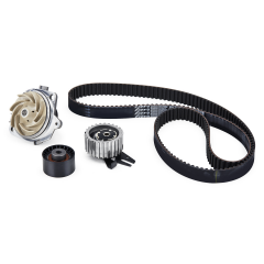 Kit distribuzione (cinghia e tendicinghie) e pompa acqua per Fiat Professional Ducato