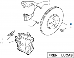 DISCO FRENO (Essential Part)