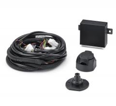 Cablaggio elettrico per gancio traino 7/13 poli per Fiat e Fiat Professional Fiorino