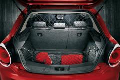 Rete divisoria per trasporto animali per Alfa Romeo Mito