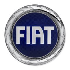 Fregio Fiat anteriore per Fiat e Fiat Professional