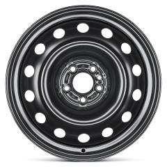 Cerchio in acciaio da 6J x 16'' ET36.5 per Fiat e Fiat Professional