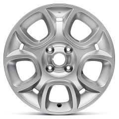 Cerchio in lega 6J x 15'' H2 ET35 per Fiat e Fiat Professional