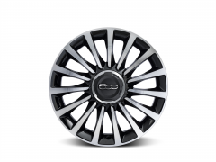 Cerchio in lega 17'' per Fiat 500L