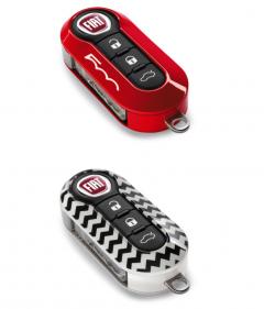 Kit cover chiavi per Fiat 500