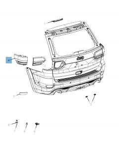 Lampada fanale posteriore per Jeep Grand Cherokee