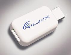 Adattatore Media player Blue e Me per iPod e iPhone*