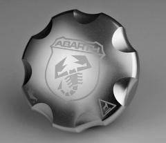 Tappo olio in alluminio per Abarth 500
