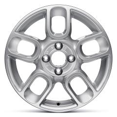 Cerchio in lega 6J x 15'' H2 ET35 per Fiat 500