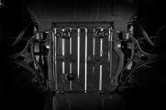 Protezione sottoscocca per serbatoio carburante per Jeep Grand Cherokee