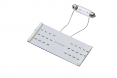 Kit lampadine LED per plafoniera rettangolare