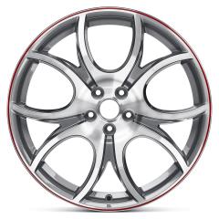 Cerchio in lega 7J x 18'' per Alfa Romeo 147