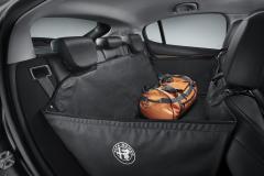 Copertura protettiva per sedili posteriori per Alfa Romeo