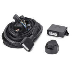 Cablaggio elettrico per gancio traino 13 poli per Fiat Professional Ducato