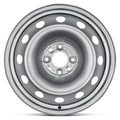 Cerchio in acciaio da 6J x 15'' H2 ET44 per Fiat e Fiat Professional