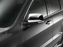 Calotte cromate per specchietti per Jeep Grand Cherokee