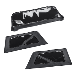 Kit finestrini posteriori per soft top versione 2 porte