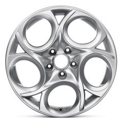 Cerchio in lega 7.5J x 17'' per Alfa Romeo Giulietta