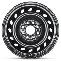 Cerchio in acciaio da 5B x 13'' ET33 per Fiat e Fiat Professional Seicento