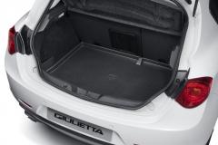 Protezione semirigida per bagagliaio per Alfa Romeo Giulietta