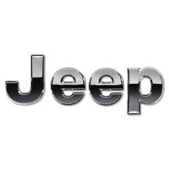 Fregio Jeep cofano motore per Jeep