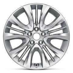 Cerchio in lega 6.5J x 16'' ET39 per Fiat e Fiat Professional