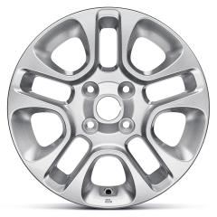 Cerchio in lega 5.5J x 14'' H2 ET35 per Fiat e Fiat Professional