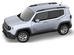 Kit adesivi per carrozzeria con bandiera USA per Jeep Renegade