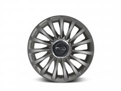 Cerchio in lega da 17'' ecoreflex per Fiat 500L